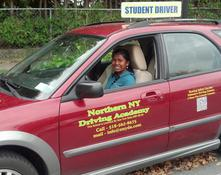 In-Car Driving Lessons in Plattsburgh, NY